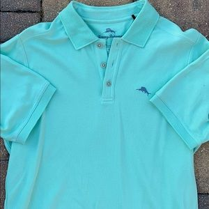 Sz S Tommy Bahama Suprima cotton polo shirt